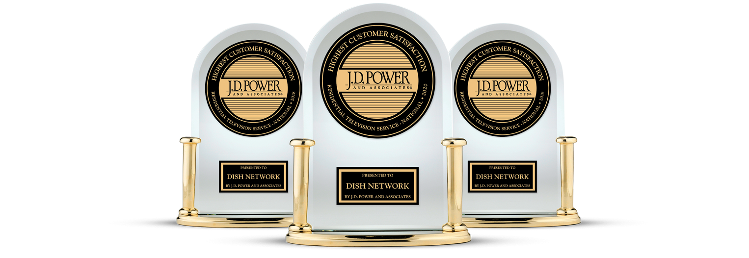 DISH Customer Satisfaction - Ranked #1 by JD Power - A+ Satellite in MERIDIAN, Idaho - DISH Authorized Retailer
